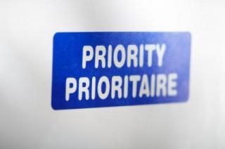 Priority-Label